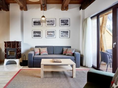 Das Alpenhaus Katschberg.1640 – Apartment-Urlaub in den Bergen mit vielen Annehmlichkeiten eines österreichischen 4* Hotels