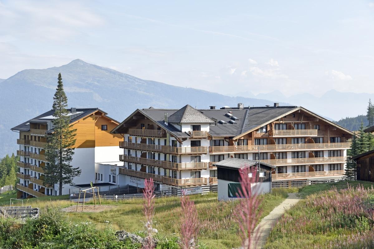 Alpenhaus Katschberg - Wandern im Salzburger Land