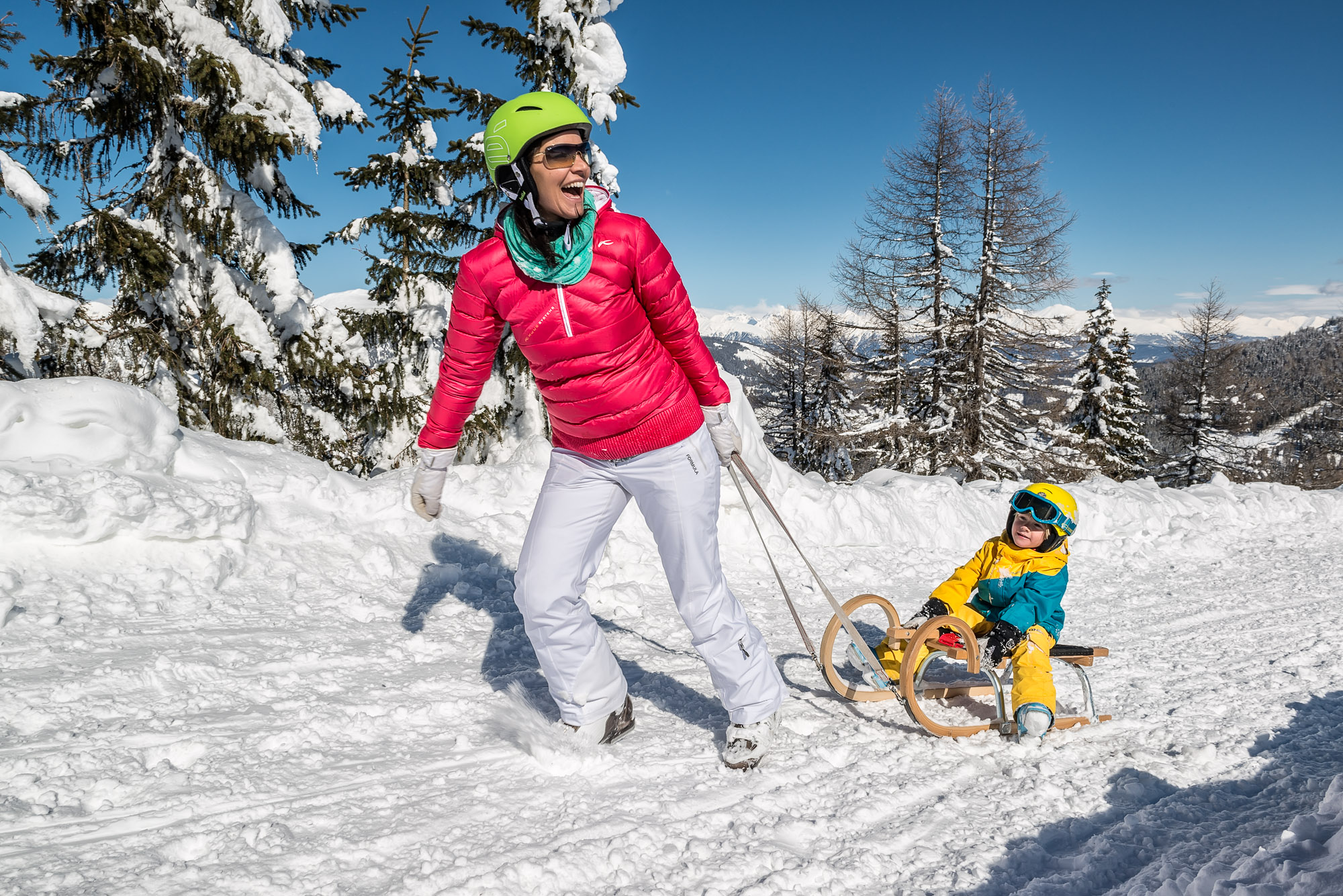 Alpenhaus Katschberg - Skiurlaub Salzburger Land